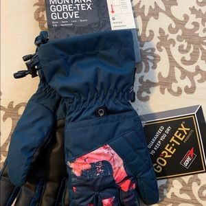 NEW North Face Youth Montana Gore-Tex Glove